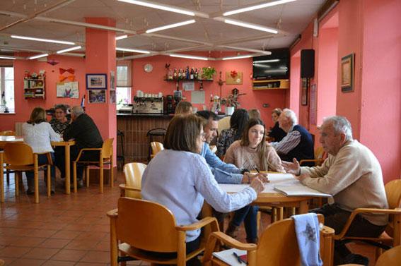 Los espacios públicos de Muskiz a debate
