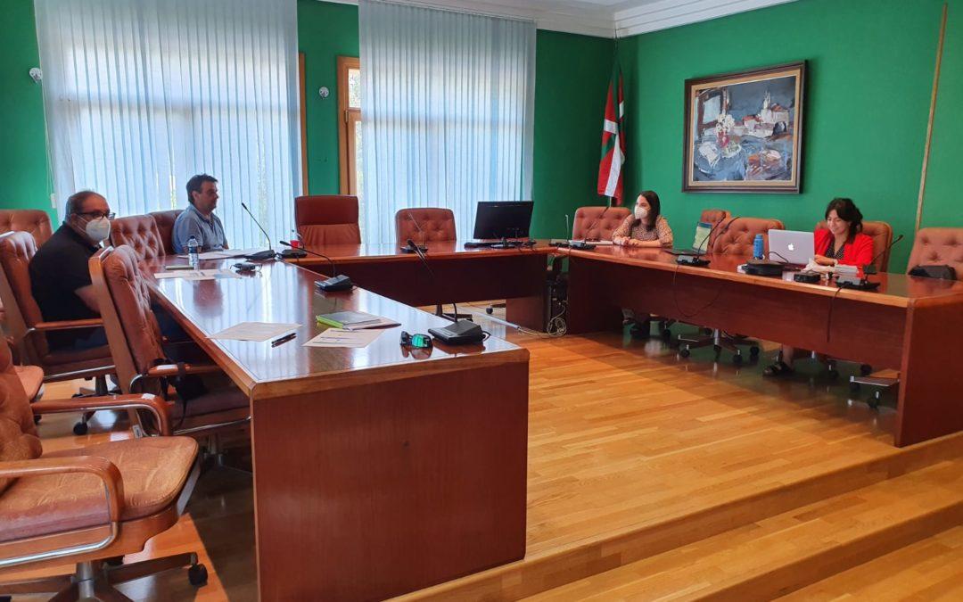 Reunión con la Comisión de Urbanismo