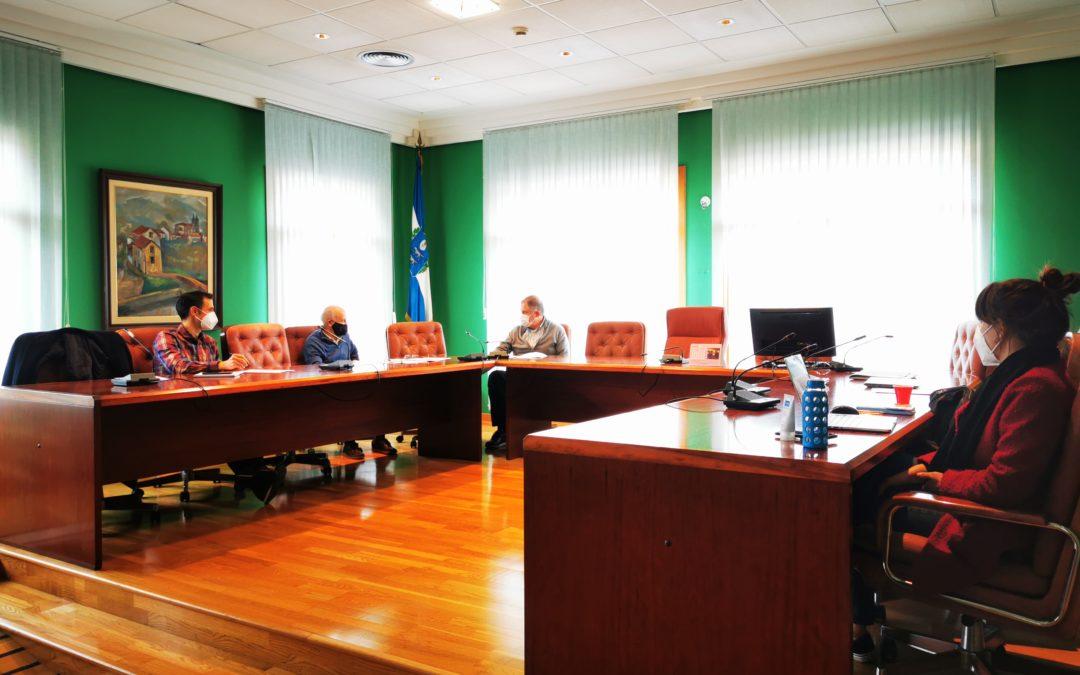 reunion comision comercio
